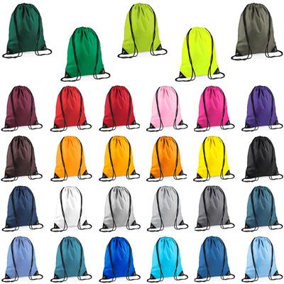 Bag Base Turnbeutel BG10 in verschiedenen Farben NEU!