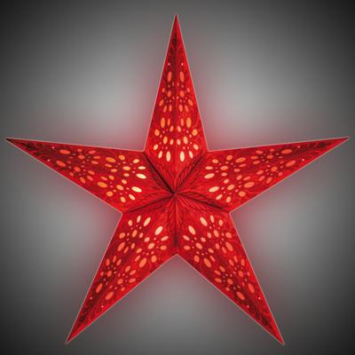Starlightz Small Mono Red
