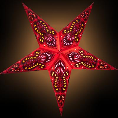 sternenlicht papierstern weihnachtstern adventsstern leuchtstern faltstern set ebay. Black Bedroom Furniture Sets. Home Design Ideas
