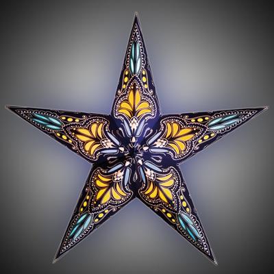 Starlightz Jaipur  Blue Yellow